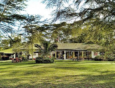 Elsamere Lodge