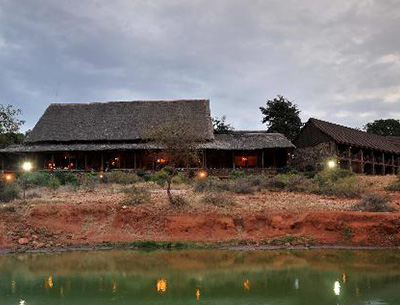 Kilaguni Serena Lodge