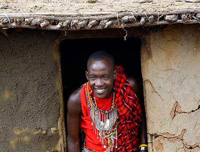 Maasai Manyatta
