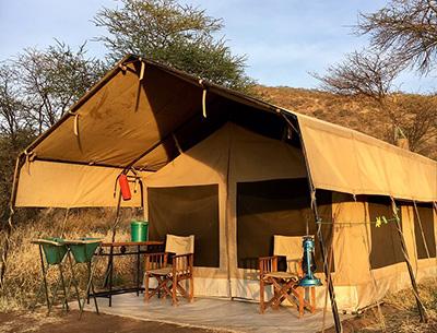 Mara Katikati Tented Camp