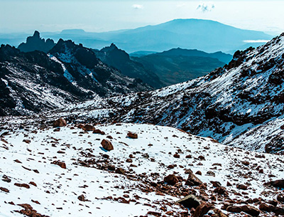 Mount Kenya Overview