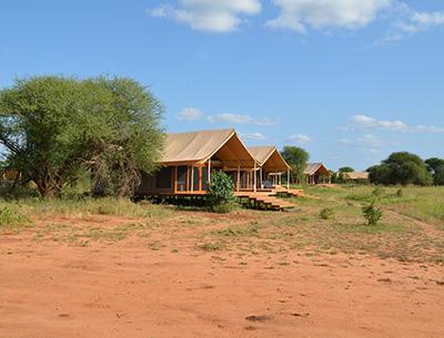 Tarangire Ndovu Camp